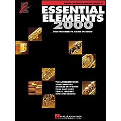Hal Leonard EE2000 Book2 Piano Accompaniment Book Book Only (862605)