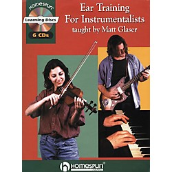 Hal Leonard Ear Training for Instrumentalists Book/CD (641439)