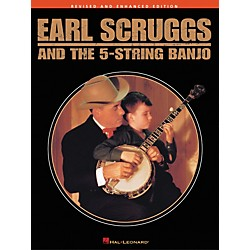 Hal Leonard Earl Scruggs and the 5-String Banjo (Book) (695764)