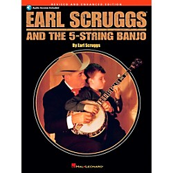 Hal Leonard Earl Scruggs and the 5-String Banjo (Book and CD Package) (695765)