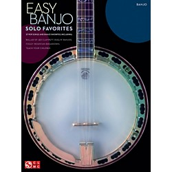 Hal Leonard Easy Banjo Solo Favorites banjo songbook (2501685)