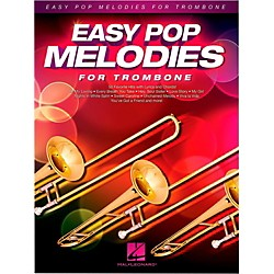 Hal Leonard Easy Pop Melodies For Trombone (125789)