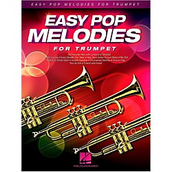 Hal Leonard Easy Pop Melodies For Trumpet (125788)