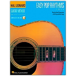 Hal Leonard Easy Pop Rhythms 2nd Edition Book with CD (697309)