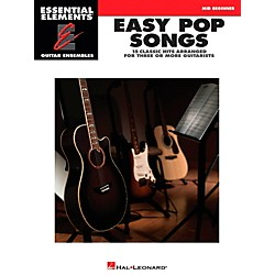 Hal Leonard Easy Pop Songs - Essential Elements Guitar Ensembles Series (865011)