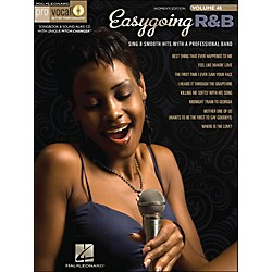 Hal Leonard Easygoing R&B Pro Vocal Songbook & CD For Female Singers Volume 48 (740422)