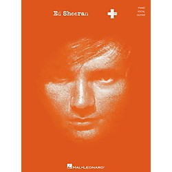 Hal Leonard Ed Sheeran + (Plus) for Piano/Vocal/Guitar (P/V/G) (119651)
