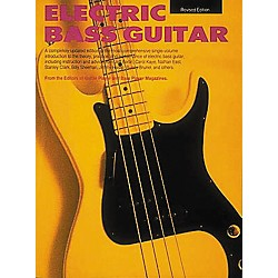 Hal Leonard Electric Bass Guitar Book (183235)
