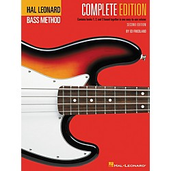 Hal Leonard Electric Bass Method Composite Book Pack (695073)