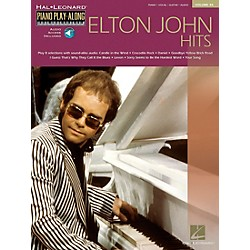 Hal Leonard Elton John Piano Play Along Volume 30 Piano, Vocal, Guitar Songbook with CD (311182)
