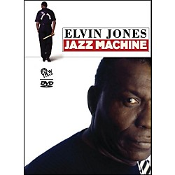 Hal Leonard Elvin Jones: Jazz Machine DVD (320955)