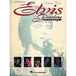 Hal Leonard Elvis Presley Anthology - Volume 2 Songbook (308199)