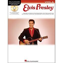 Hal Leonard Elvis Presley For Viola - Instrumental Play-Along Book/CD Pkg (842371)