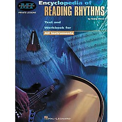 Hal Leonard Encyclopedia Of Reading Rhythms (695145)