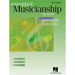 Hal Leonard Ensemble Concepts for Band - Fundamental Level Trumpet (960120)