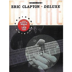 Hal Leonard Eric Clapton - Deluxe Piano, Vocal, Guitar Songbook (312095)