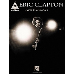 Hal Leonard Eric Clapton Anthology Guitar Tab Songbook (690590)