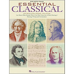 Hal Leonard Essential Classical For Big Note Piano (311205)