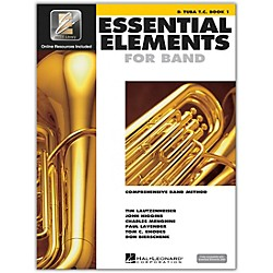 Hal Leonard Essential Elements B Flat Tuba TC Book 1 Book/CD (862615)