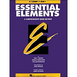 Hal Leonard Essential Elements Book 1 B Flat Clarinet (863504)