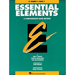 Hal Leonard Essential Elements Book 2 B Flat Trumpet (863528)