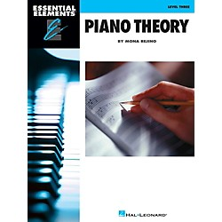 Hal Leonard Essential Elements Piano Theory  Level 3 (296928)