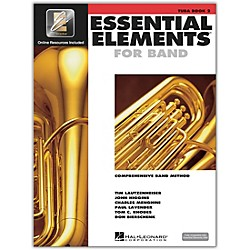 Hal Leonard Essential Elements Tuba Book 2 w/CD (862602)