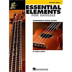 Hal Leonard Essential Elements Ukulele Method Book 1 (129050)