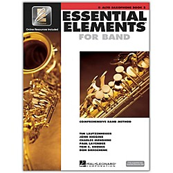 Hal Leonard Essential Elements for Alto Saxophone (Book 2 with CD) (862594)
