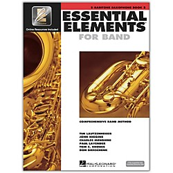 Hal Leonard Essential Elements for Baritone Saxophone (Book 2 with CD) (862596)