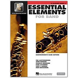 Hal Leonard Essential Elements for Clarinet (Book 2 with CD) (862591)