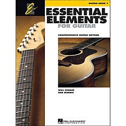 Hal Leonard Essential Elements for Guitar Book 1 (Book Only) (1173)
