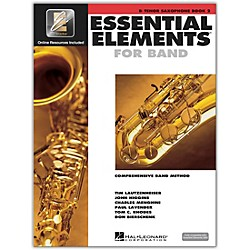 Hal Leonard Essential Elements for Tenor Saxophone (Book 2 with CD) (862595)
