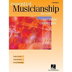 Hal Leonard Essential Musicianship for Band - Ensemble Concepts Clarinet (960063)
