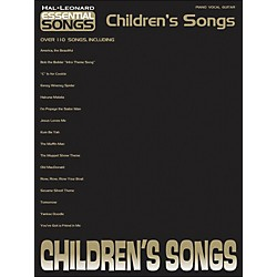 Hal Leonard Essential Songs - Children's Songs arranged for piano, vocal, and guitar (P/V/G) (311823)