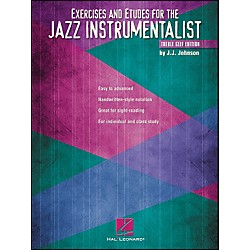 Hal Leonard Exercises And Etudes For The Jazz Instrumentalist - Treble Clef Edition (842042)