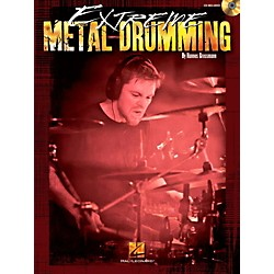 Hal Leonard Extreme Metal Drumming Book/CD (102676)