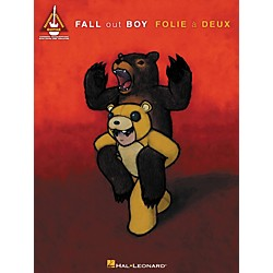 Hal Leonard Fall Out Boy - Folie A Deux Guitar Tab Songbook (690982)
