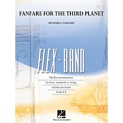 Hal Leonard Fanfare For The Third Planet - Flex-Band Series (4003282)
