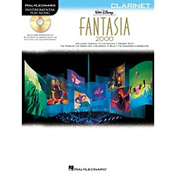 Hal Leonard Fantasia 2000 For Clarinet - Instrumental Play-Along Book/CD (842661)
