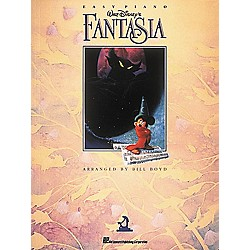 Hal Leonard Fantasia From Walt Disney For Easy Piano by Bill Boyd (490553)