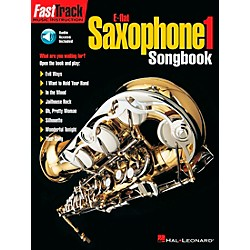 Hal Leonard FastTrack E Flat Alto Saxophone Songbook 1 Level 1 Book/CD (695409)