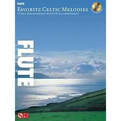 Hal Leonard Favorite Celtic Melodies For Flute Book/CD (2501854)