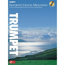 Hal Leonard Favorite Celtic Melodies For Trumpet Book/CD (2501858)