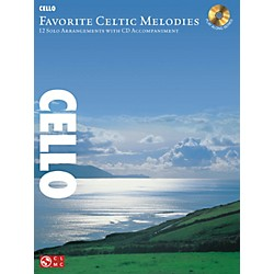 Hal Leonard Favorite Celtic Melodies for Cello Book/CD (2501863)