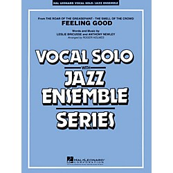 Hal Leonard Feeling Good - Vocal Solo Jazz Ensemble Series Level 4 (7500133)