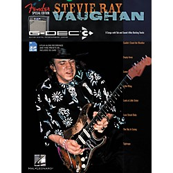 Hal Leonard Fender G-Dec Edition Stevie Ray Vaughan Guitar Play-Along Songbook/SD Card (702297)