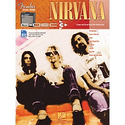 Hal Leonard Fender G-Dec Nirvana Guitar Play-Along Songbook/SD Card (702320)