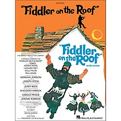 Hal Leonard Fiddler On The Roof Vocal Score (313319)
