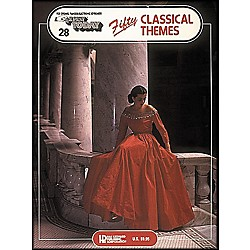 Hal Leonard Fifty Classical Themes E-Z Play 28 (101598)